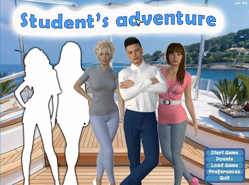 Students Adventure – Version 0.2 image