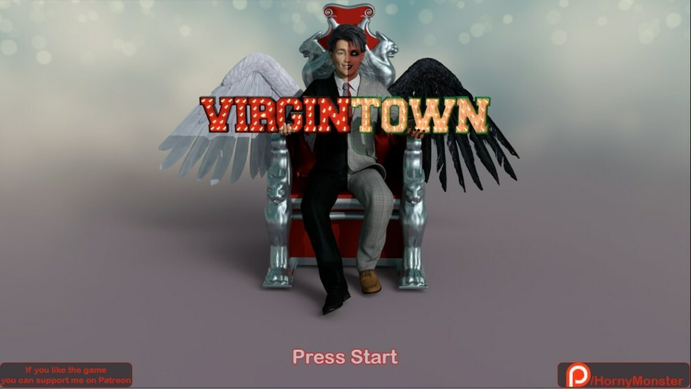 Virgin Town - Version 0.11b image