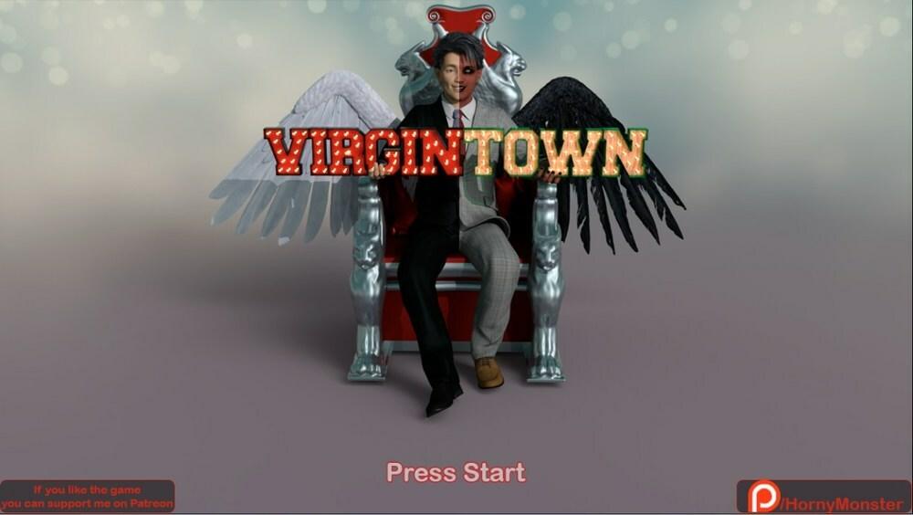 Virgin Town – Version 0.11b image