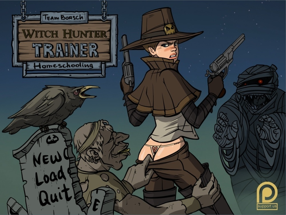 Witch Hunter Trainer - Version Fresh Fish image