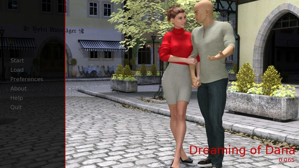 Dreaming of Dana – Version 0.099