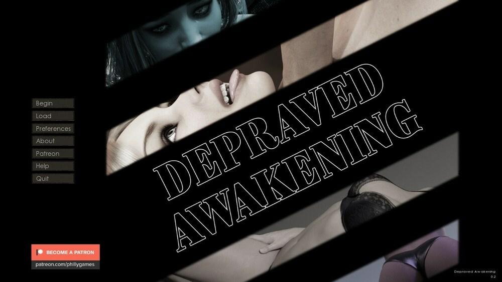Depraved Awakening - Version 1.0 - Completed image