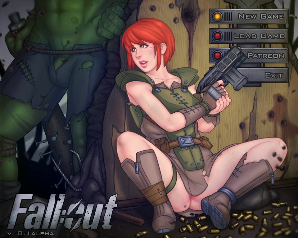 Fallout porn story — 1