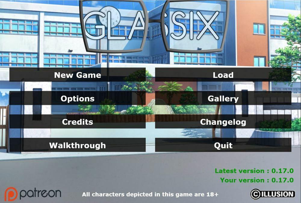 Glassix - Version 0.62.0 image