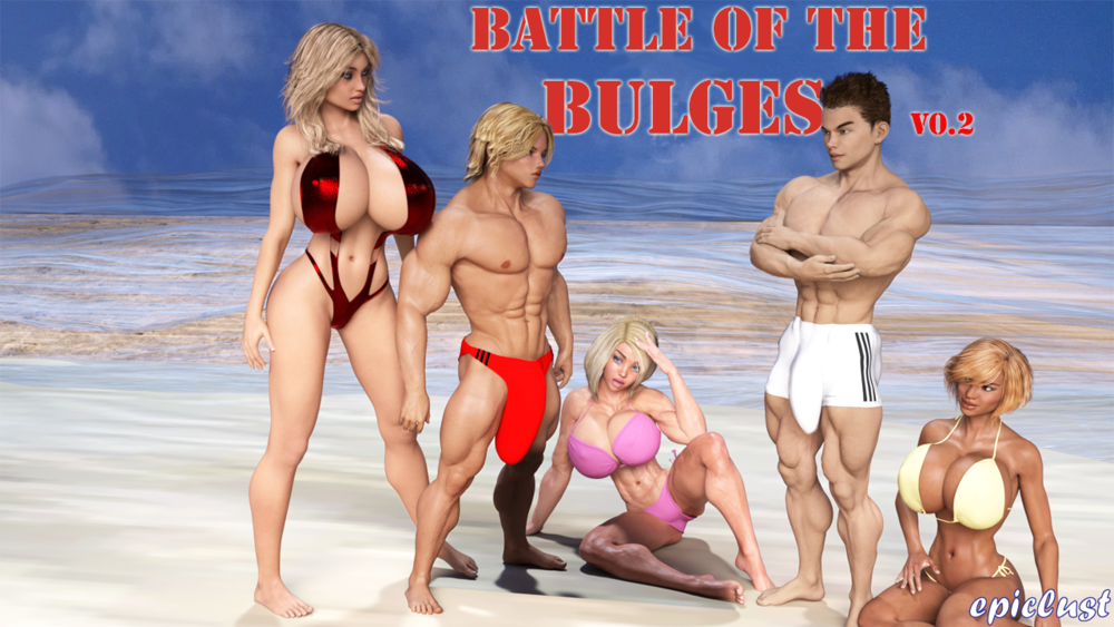 Battle of the Bulges - Version 0.8 image