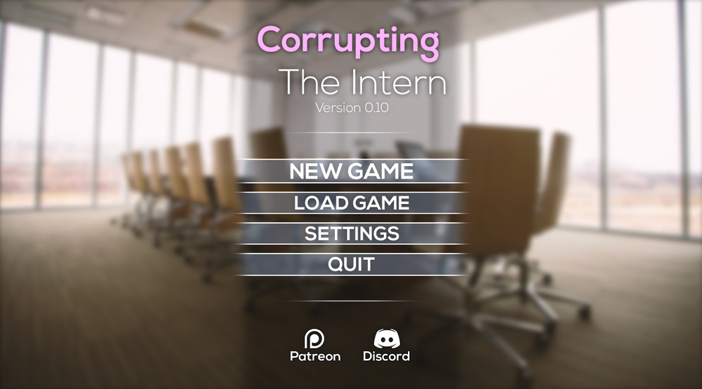 Corrupting The Intern - Version 0.19 image