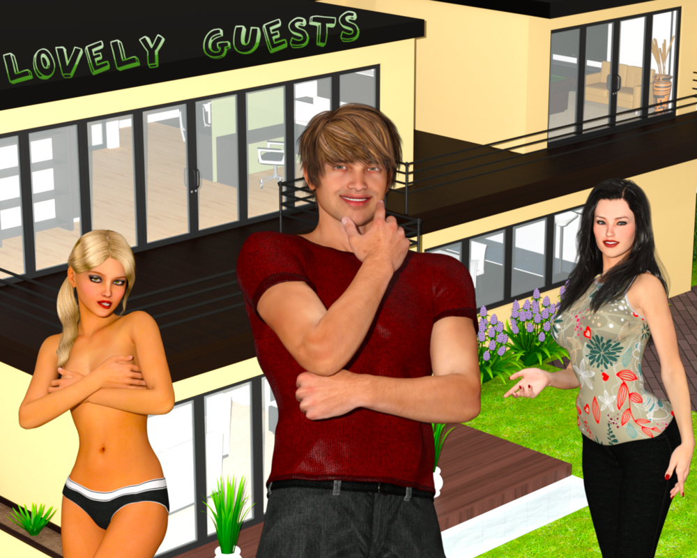 Lovely Guests - Version 0.9 image