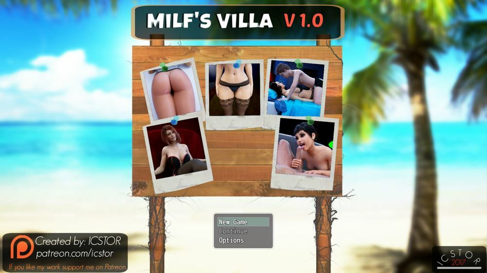 Milf's Villa – Episode 1-4 – Version 1.0 image