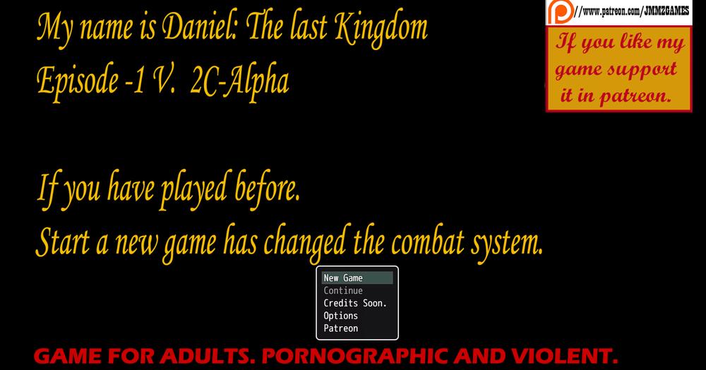 My Name is Daniel: The Last Kingdom – EP1 0.1 image