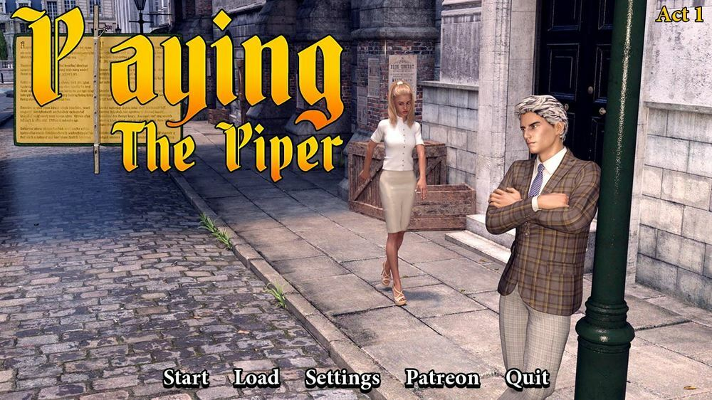 P(L)aying The Piper – Demo Version image
