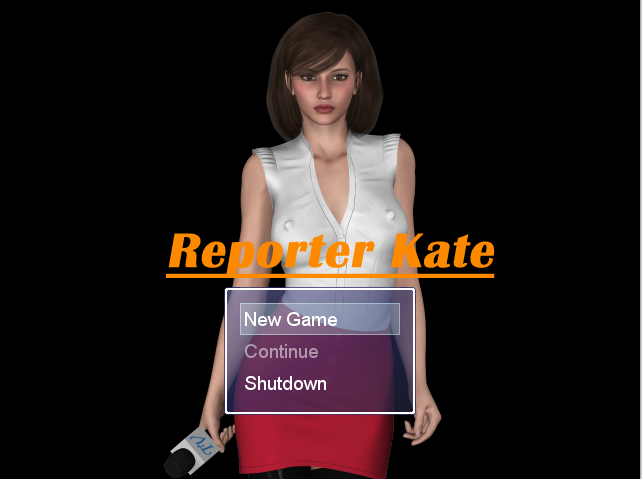 Reporter Kate - Version 1.01 image