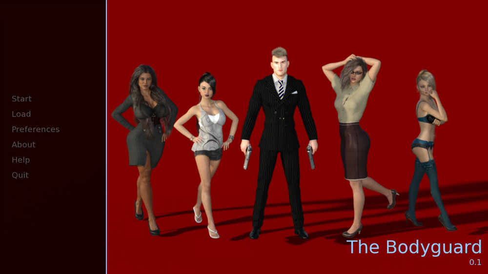 The Bodyguard – Version 0.1 image