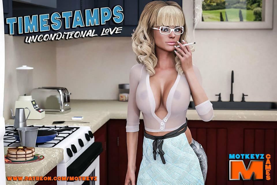 Timestamps, Unconditional Love – Version 0.5.2 PE & Incest Patch