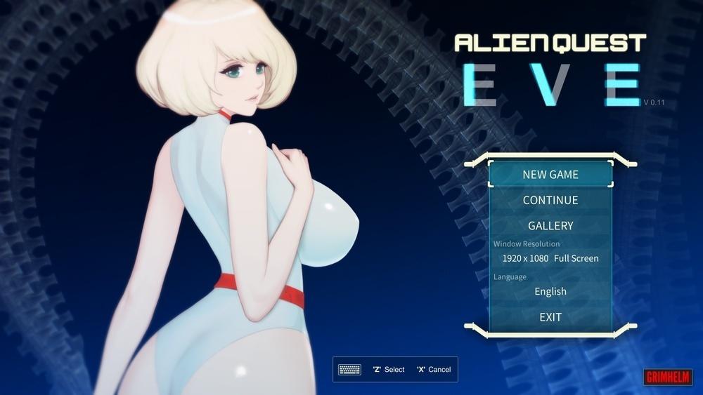 Alien Quest: Eve - Version 0.12b image