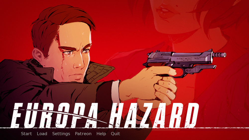 Europa Hazard – Version 0.01 image