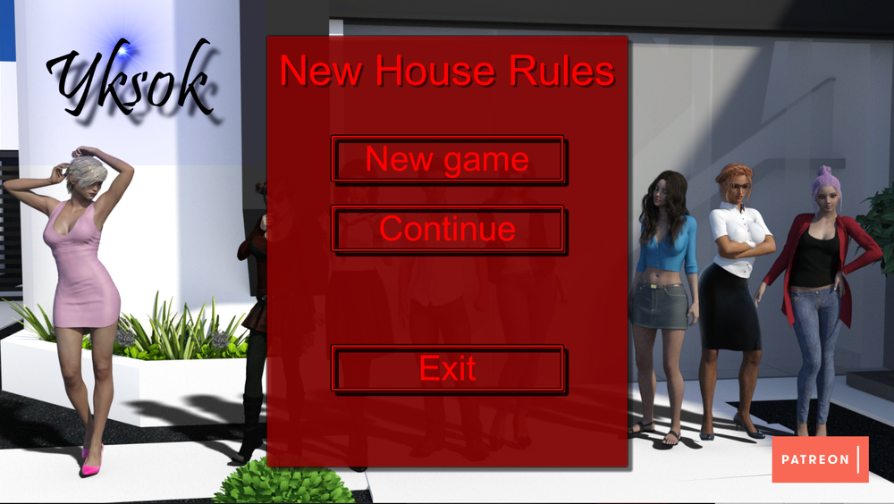 New House Rules – Version 0.3 image