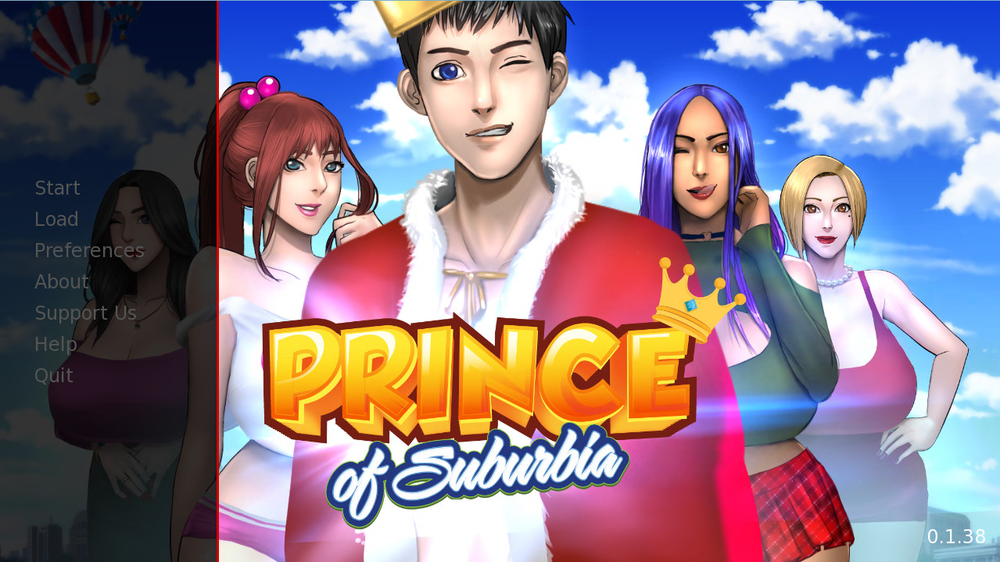 Prince of Suburbia – Version 0.5 image