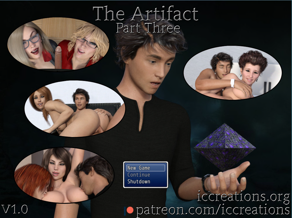 The Artifact : Part 3 - Version 1.0 image