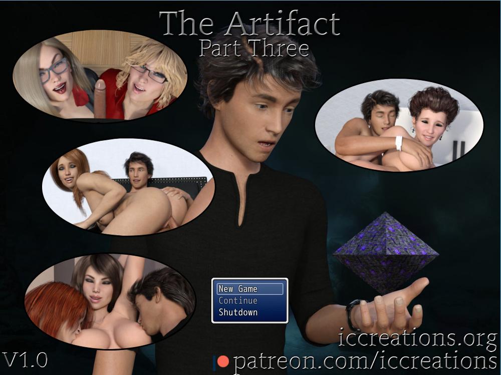 The Artifact : Part 3 – Version 1.0 image
