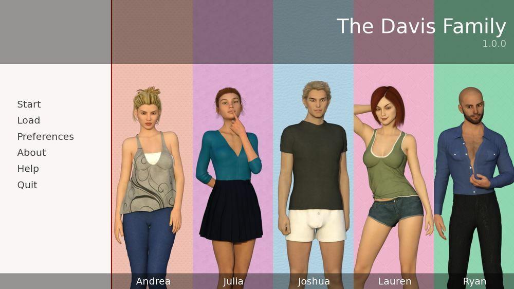 The Davis Family - Version 1.1.0 image