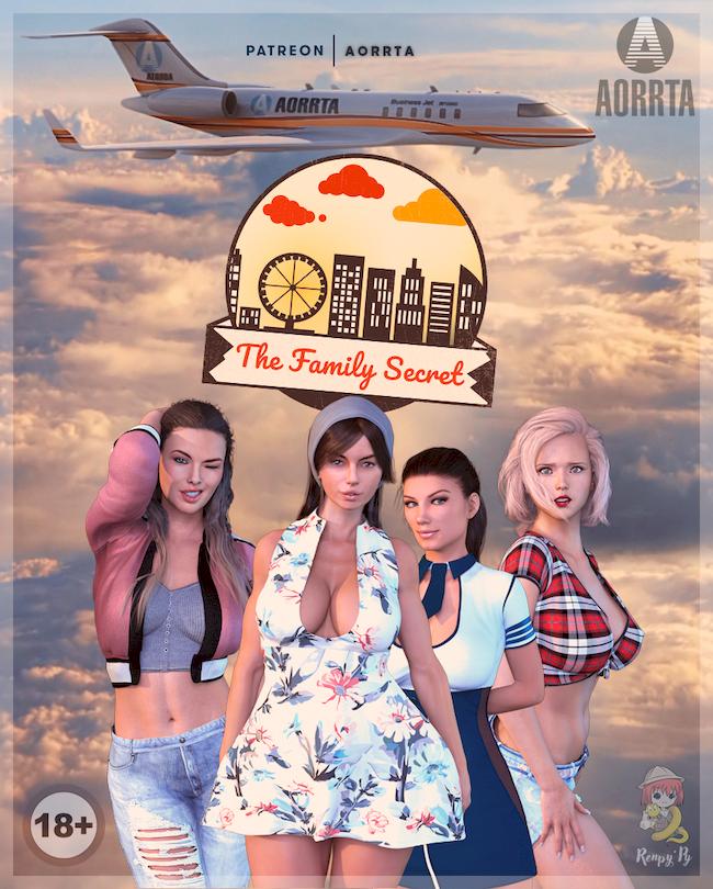 The Family Secret – Episode 2 – Version 0.1.2.2p image