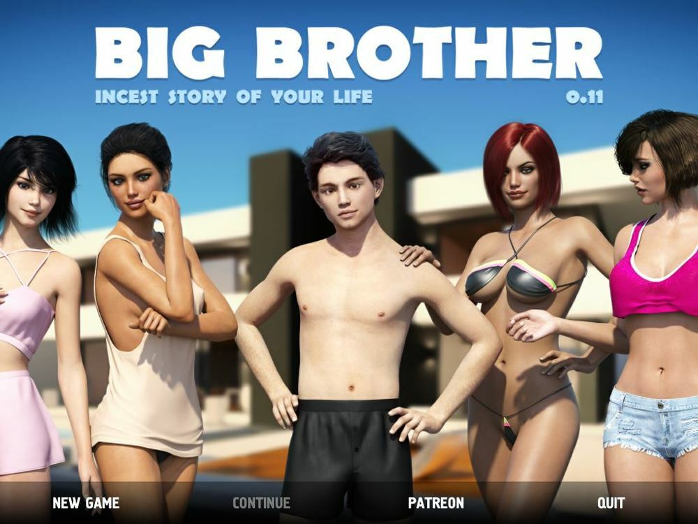 Big Brother -  Version 0.13.0.007 Cracked image