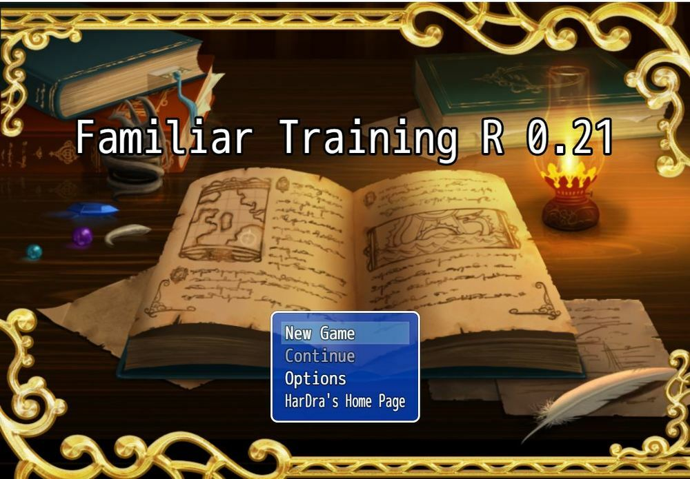 Familiars Training - Version R 0.4 image