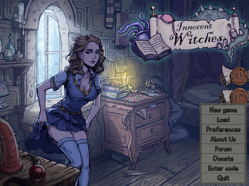 Innocent Witches - Version 0.7.0 Final image
