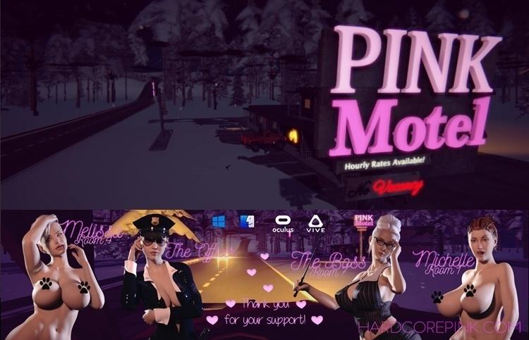 Hardcore Pink - Motel - Version 0.0.13.6 image