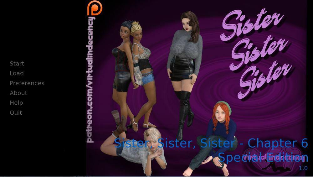 Sister, Sister, Sister – Chapter 15 SE – Completed + Walkthrough image