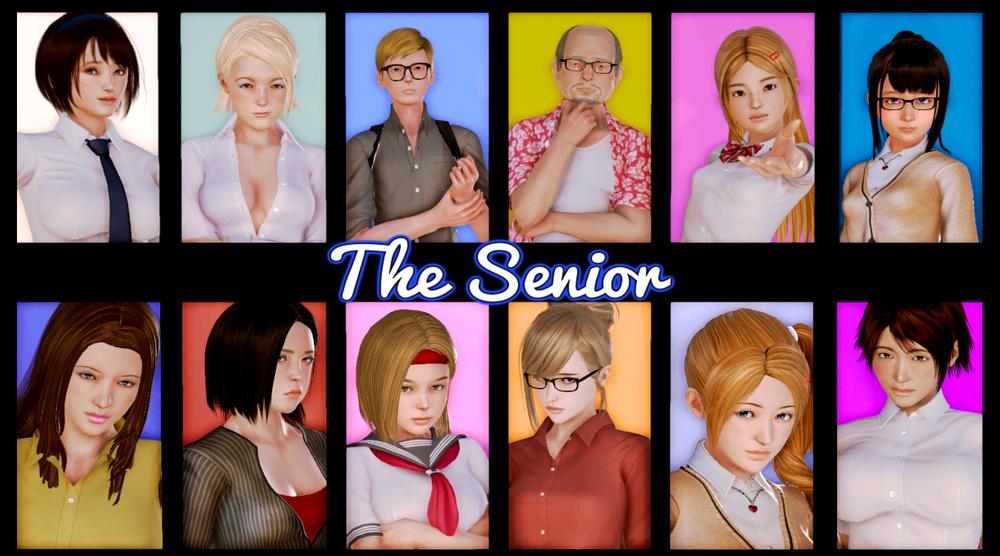 The Senior - Version 0.1.7 image