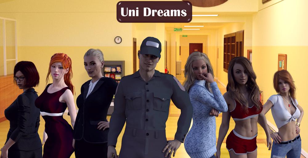 Uni Dreams - Demo 0.3 image