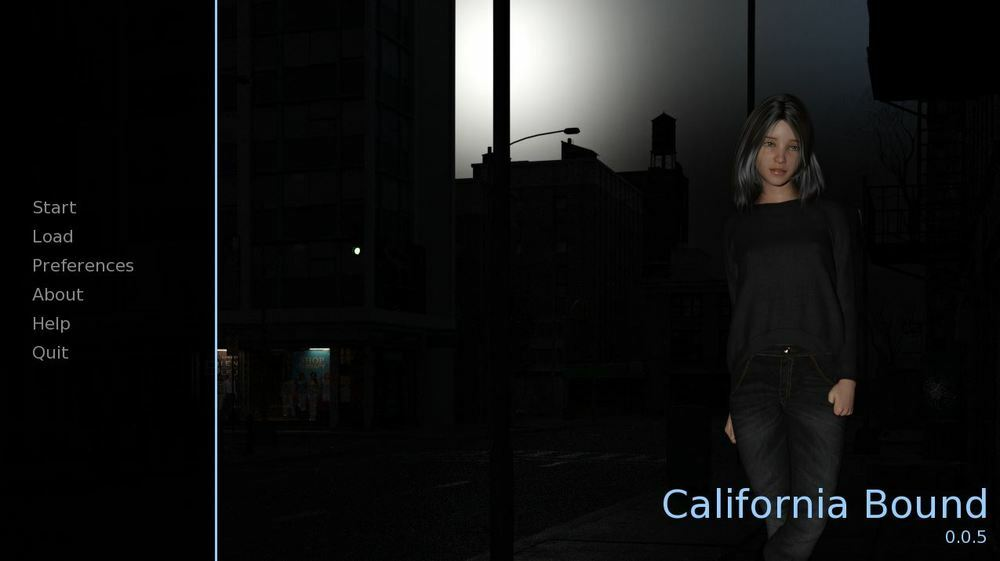California Bound – Version 0.0.6 image