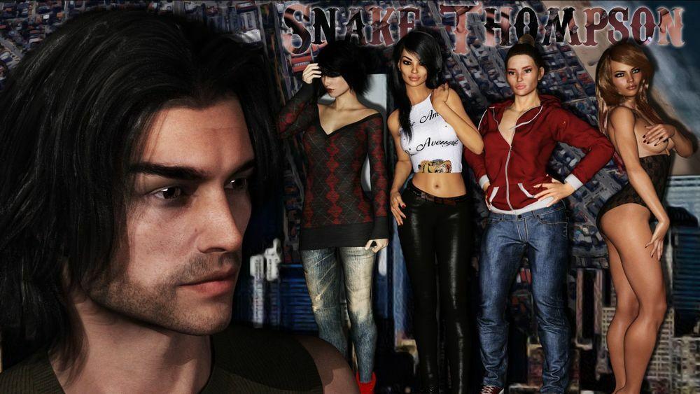 Snake Thompson - Episode 4 Final image