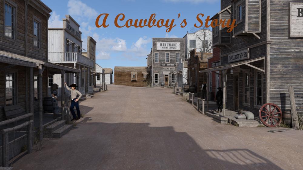 A Cowboys Story – Version 0.04 image