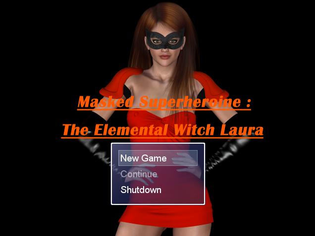 Masked Superheroine: The Elemental Witch Laura - Version 0.01 image