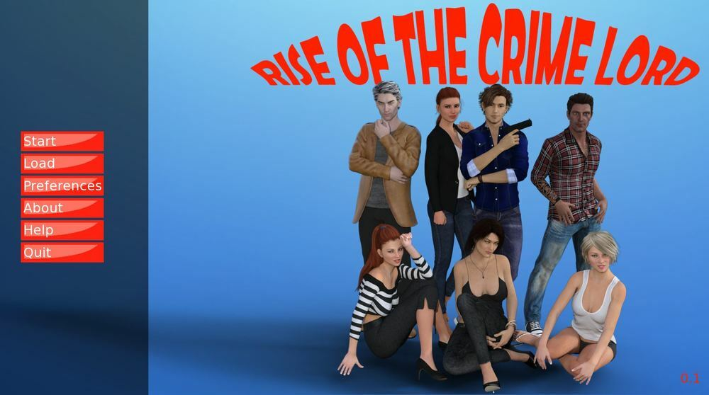Rise of the Crime Lord - Version 0.8 image