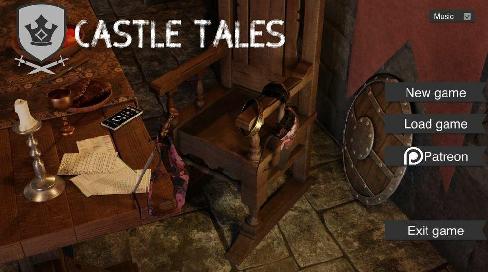 Castle Tales – Version 0.18 Fix image