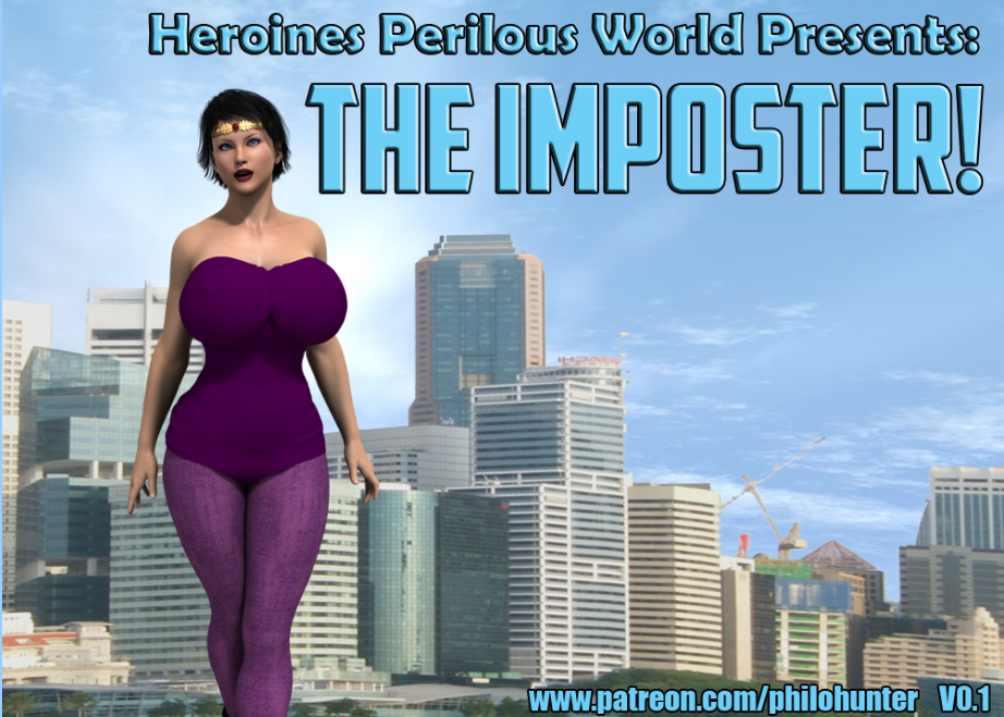 Heroines Perilous World - The Imposter - Version 0.2 image