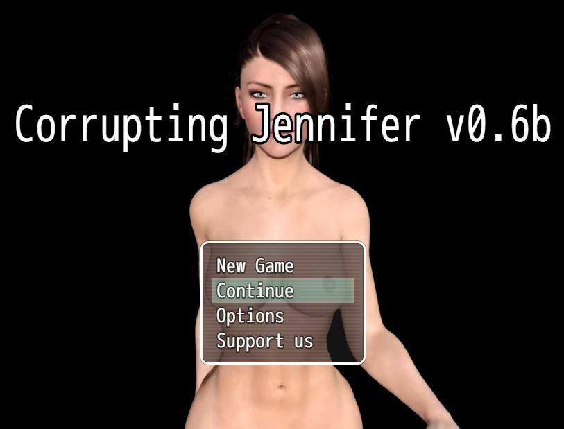 Corrupting Jennifer – Version 0.8 Full image