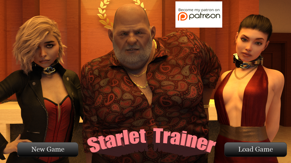 Starlet Trainer - Version 0.1 image