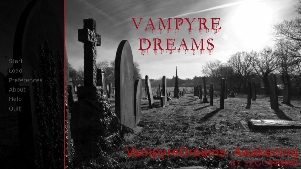Vampyre Dreams: Awakening - Version 0.035 image