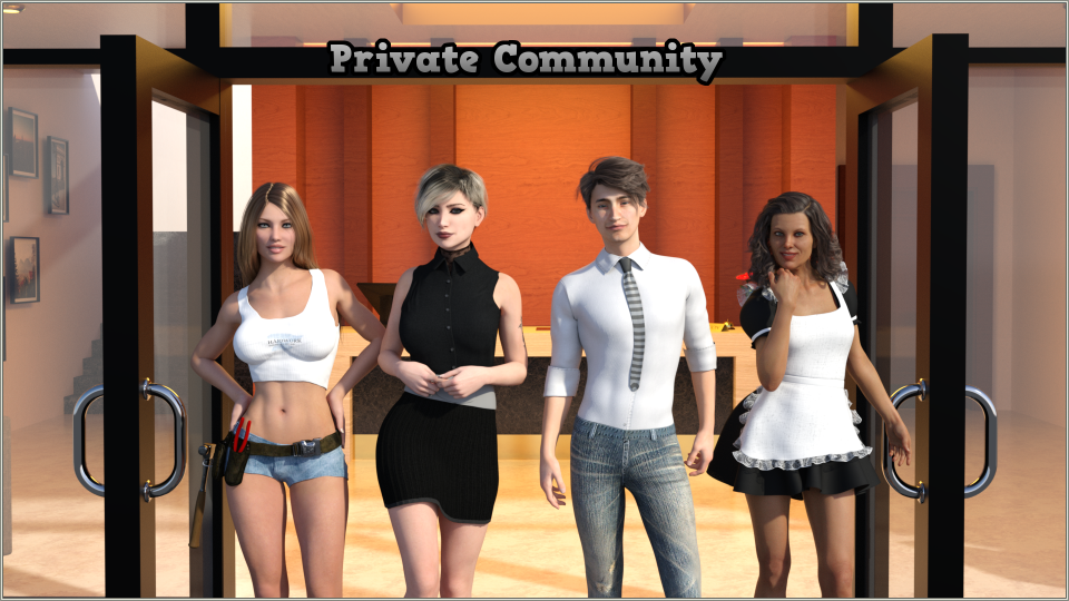 Private Community - Version 0.1.9c image
