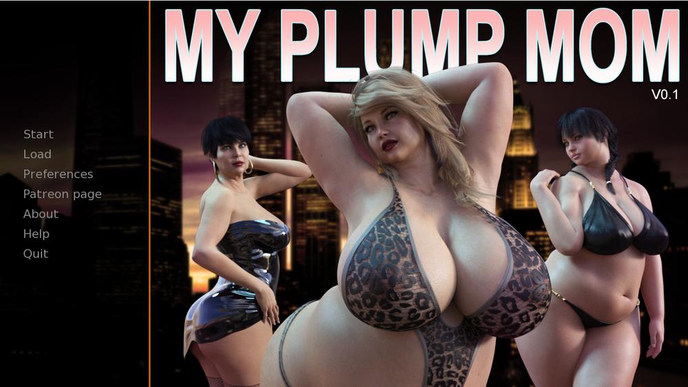 My Plump Mom - Version 0.1 Fix image