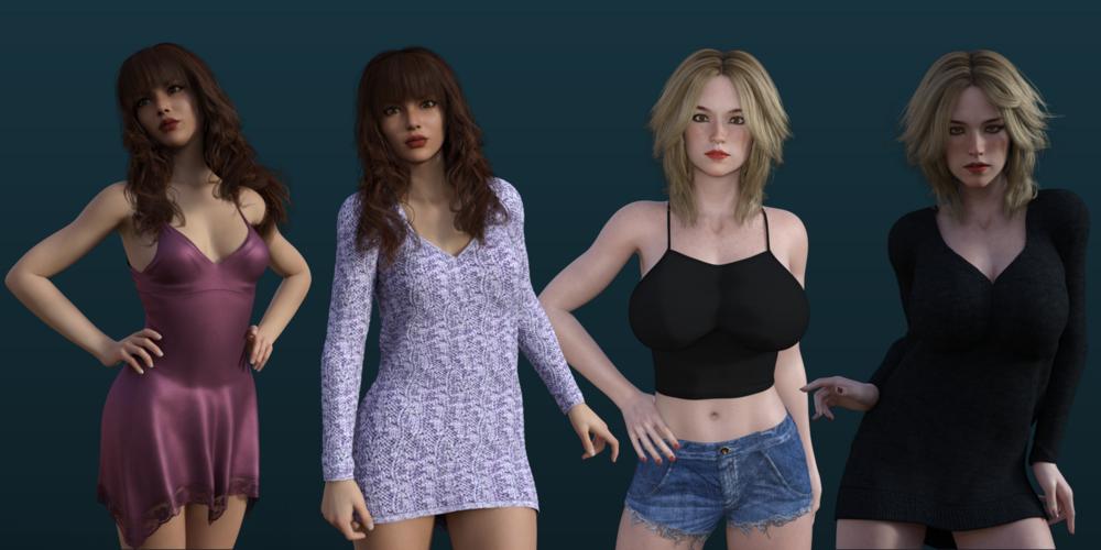 College Girls - Version 0.05 image
