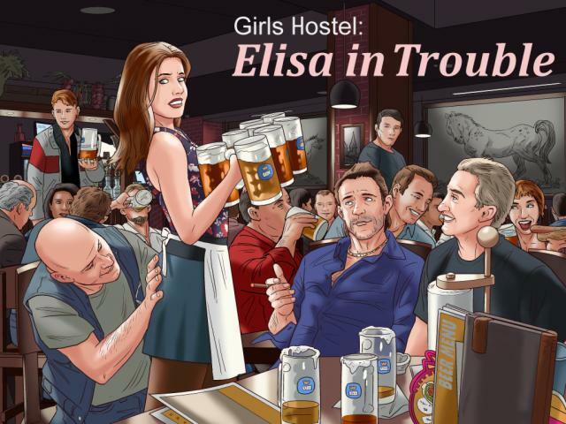 Girls Hostel: Elisa in Trouble – Version 0.6.3 image
