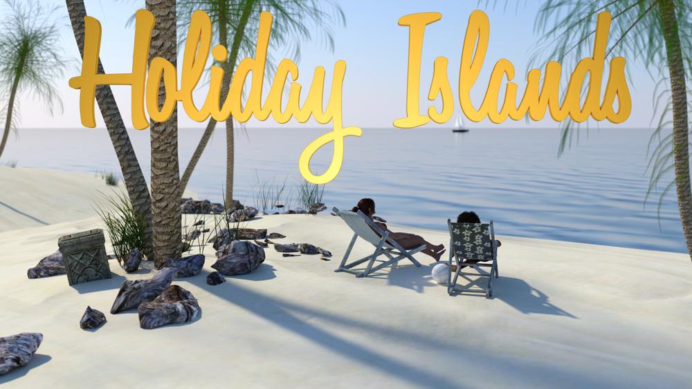 Holiday Islands – Version 0.10.2 image