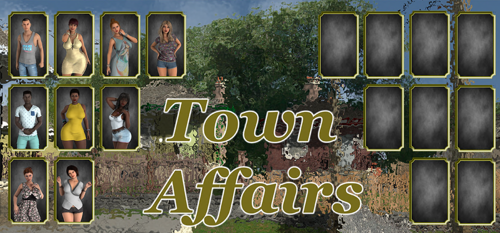 Town Affairs - Version 0.3.2 image