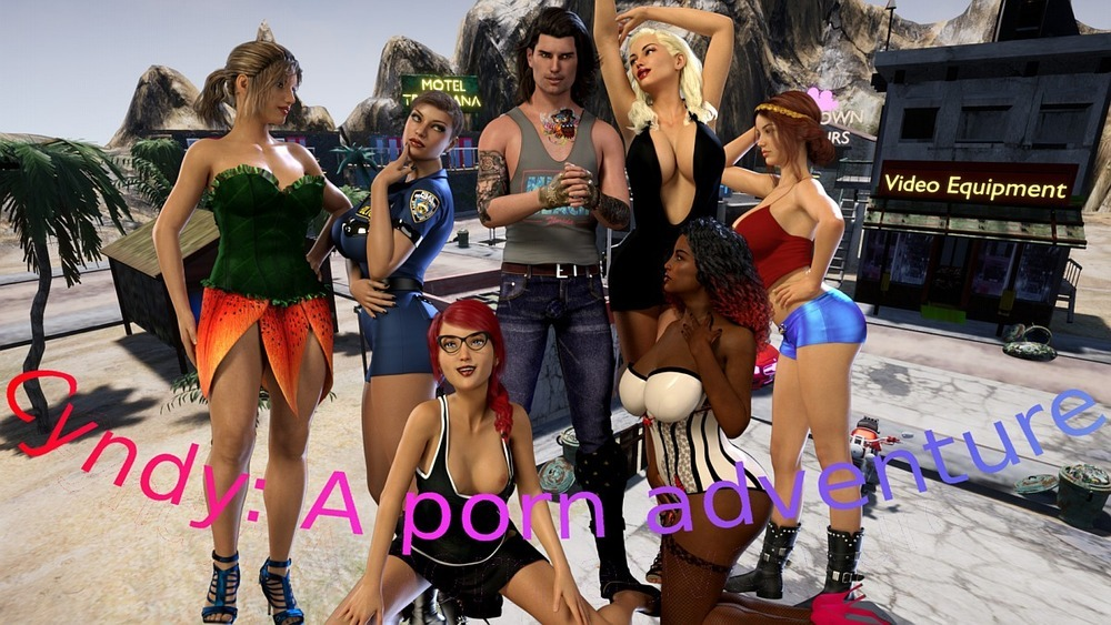 Cyndy: A Porn Adventure - Version 0.3 image