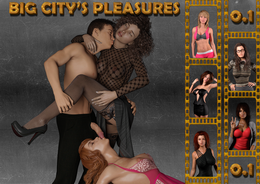 Big City's Pleasures – Version 0.3.1 image